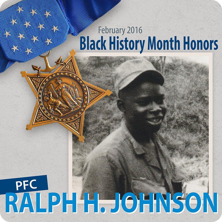 Black history month social post