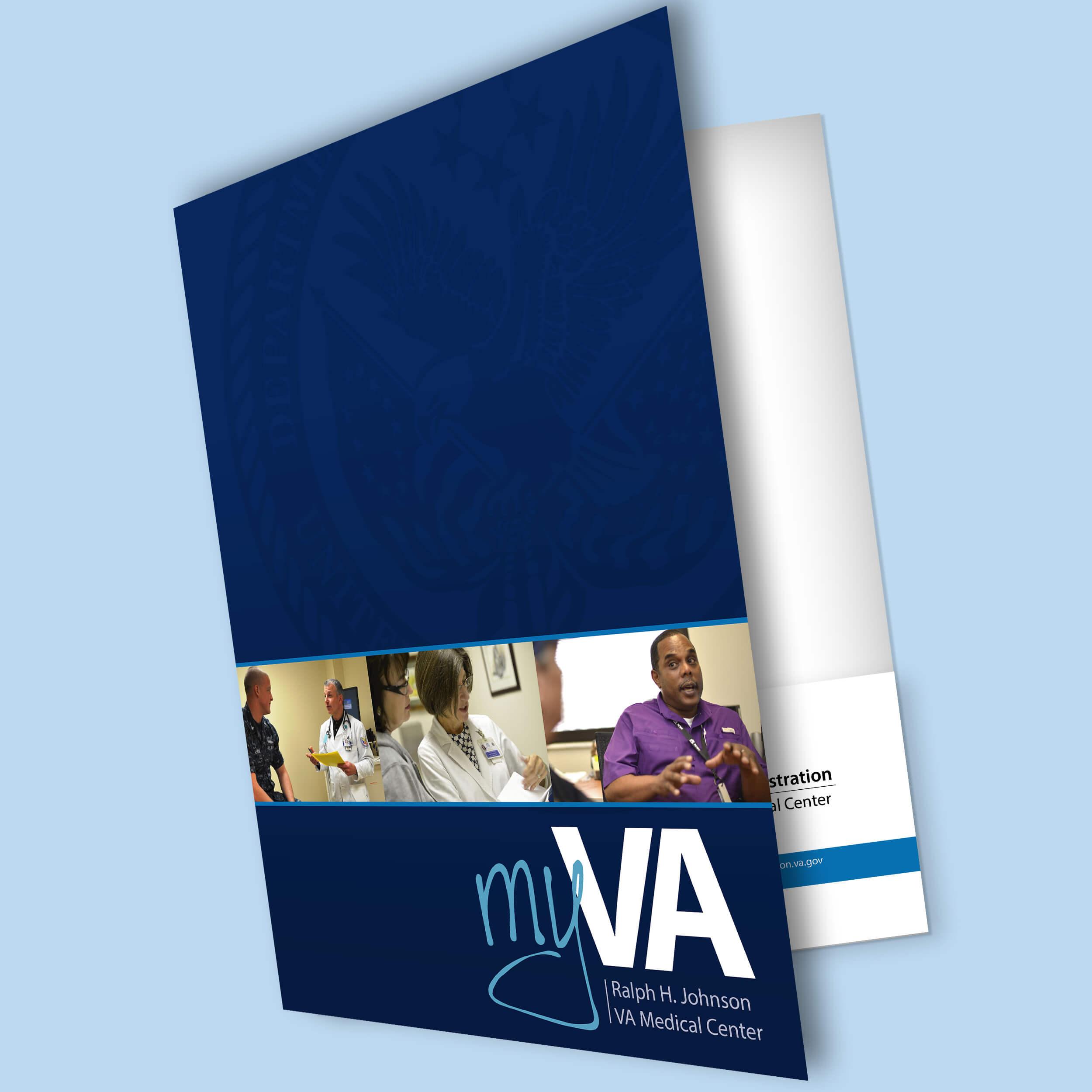 myVA Pocket Folder