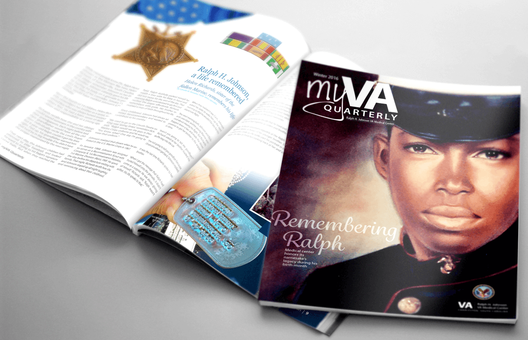 myVA Quarterly Winter 2016 cover