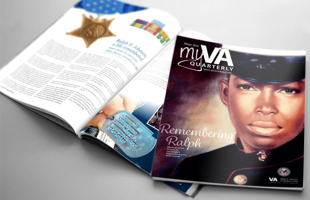 myVA Quarterly