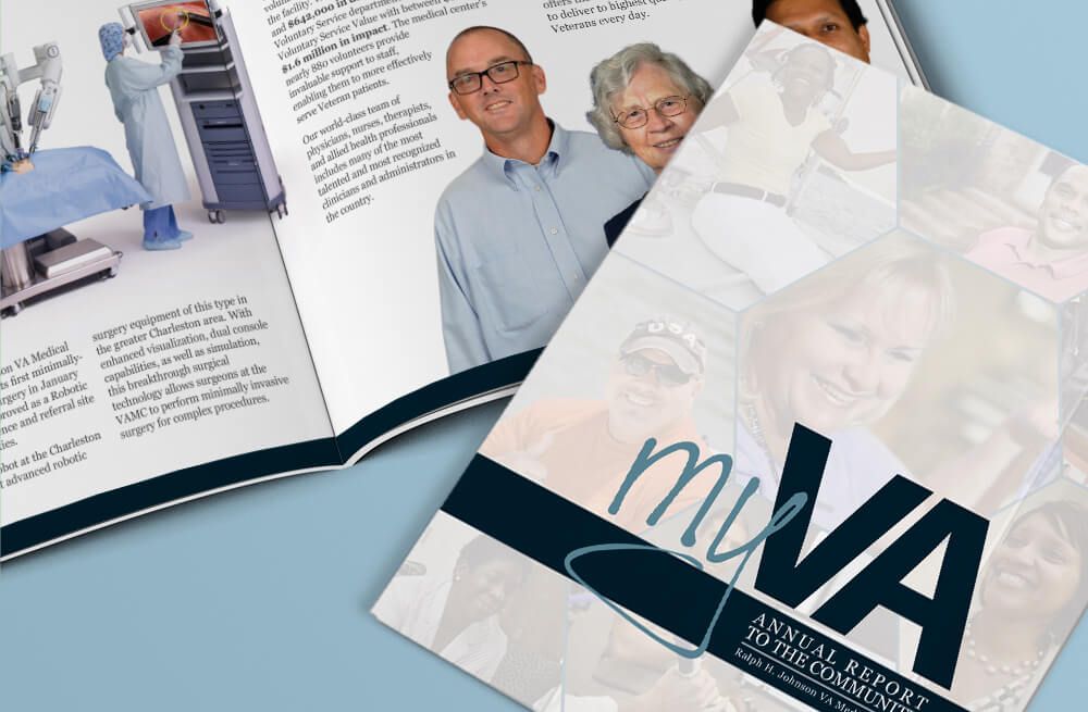 FY14 Annual Report – Charleston VA